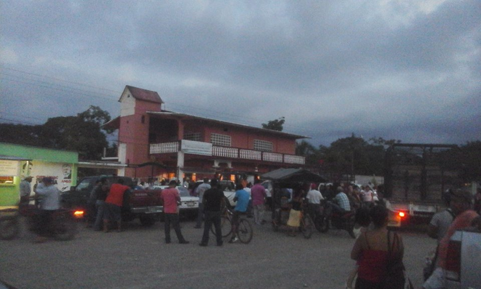 Agencia del Ministerio Publico Uxpanapa